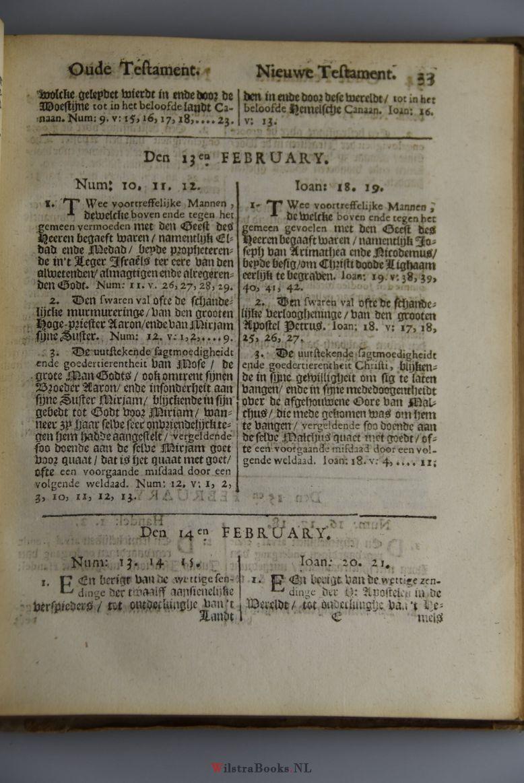 Bibel 1700 Wert